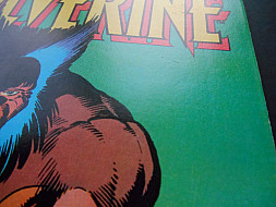 Wolverine 4 Front Cover After Pressing