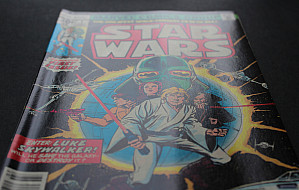 Star Wars 1 Cover Before