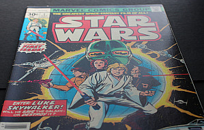 Star Wars 1 Cover After