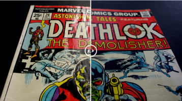 What is Comic Book Pressing