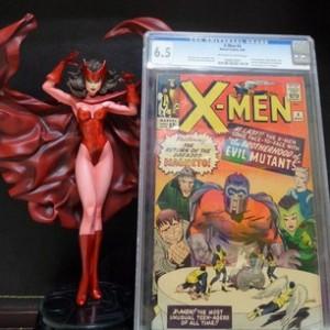 cgc, pgx, cbcs, comic books, bowen statues