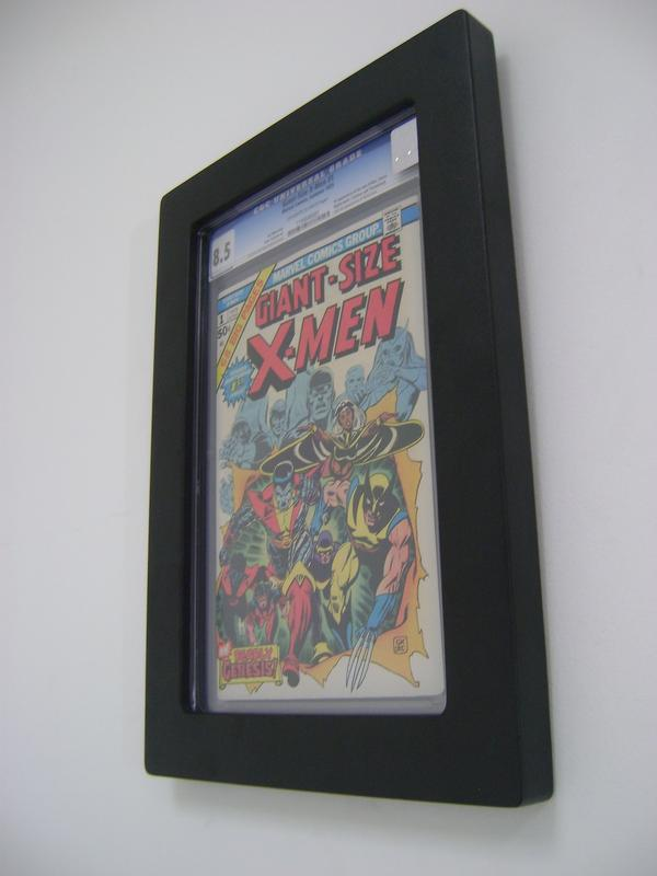 How to Effectively Display Slabbed Comic Books – The Comic Doctor