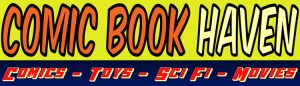 Comic Book Haven Logo