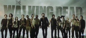 walking dead, amc, zombie