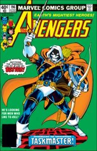 Avengers 196